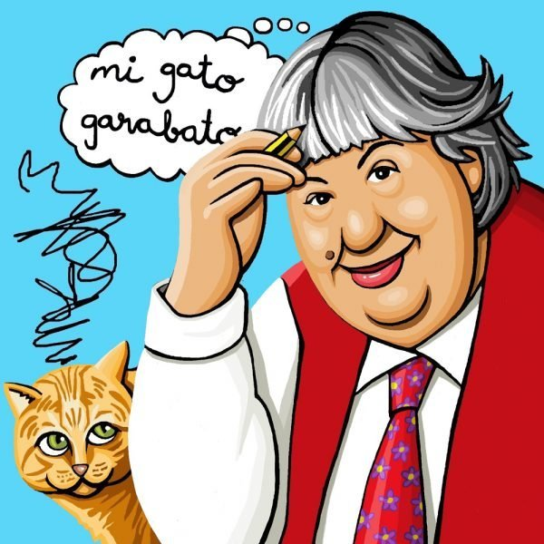 Mi gato Garabato