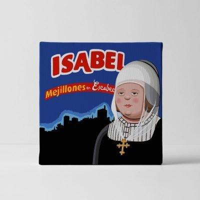 Hoy comemos con Isabel